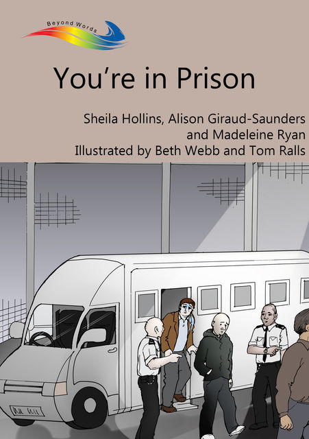 You're in Prison, Sheila Hollins, Alison Giraud-Saunders, Madeleine Ryan