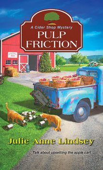 Pulp Friction, Julie Anne Lindsey
