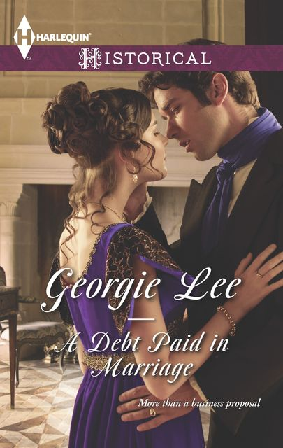 A Debt Paid in Marriage, Georgie Lee