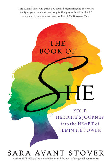 The Book of SHE, Sara Avant Stover