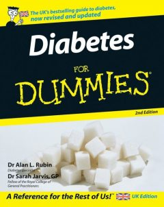 Diabetes For Dummies, Alan L.Rubin, Sarah Jarvis