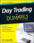 Day Trading For Dummies, Ann C.Logue
