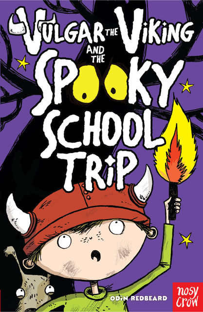 Vulgar the Viking and the Spooky School Trip, Odin Redbeard