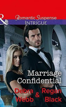 Marriage Confidential, amp, Black, Debra, Regan Webb