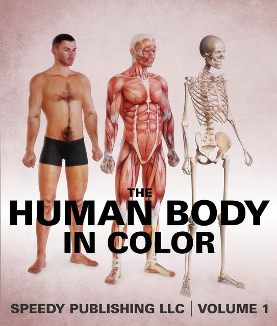 The Human Body In Color Volume 1, Speedy Publishing