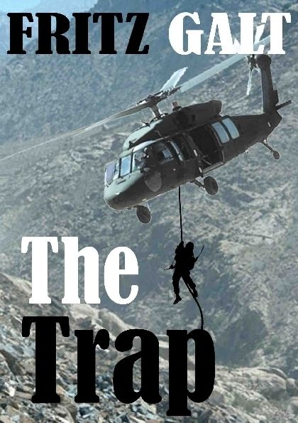 The Trap: An International Thriller, Fritz Galt