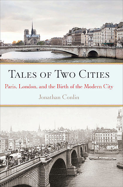 Tales of Two Cities, Jonathan Conlin