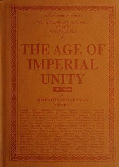 History and Culture of the Indian People, Volume 02,The Age Of Imperial Unity, General Editor, S. Ramakrishnan