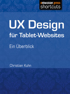 UX Design für Tablet-Websites, Christian Kuhn