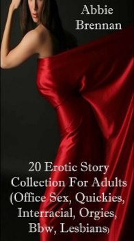 20 Erotic Story Collection For Adults, Abbie Brennan