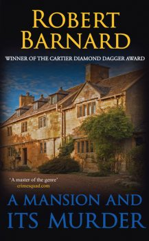 A Mansion and its Murder, Robert Barnard