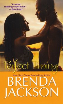 Perfect Timing, Brenda Jackson