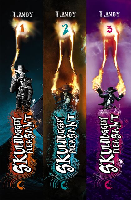 Skulduggery Pleasant: Band 1-3 als Bundle inkl. eShort, Derek Landy