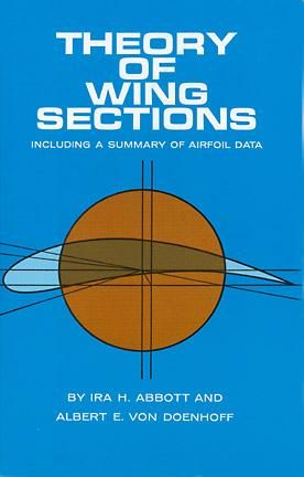 Theory of Wing Sections, A.E.von Doenhoff, Ira H.Abbott
