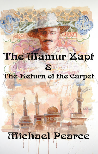 The Mamur Zapt & the Return of the Carpet, Michael Pearce