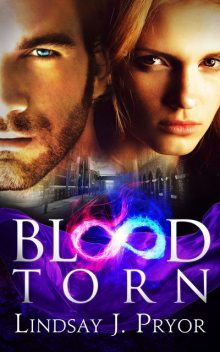 Blood Torn, Lindsay J.Pryor
