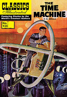 The Time Machine (Comics), Herbert Wells