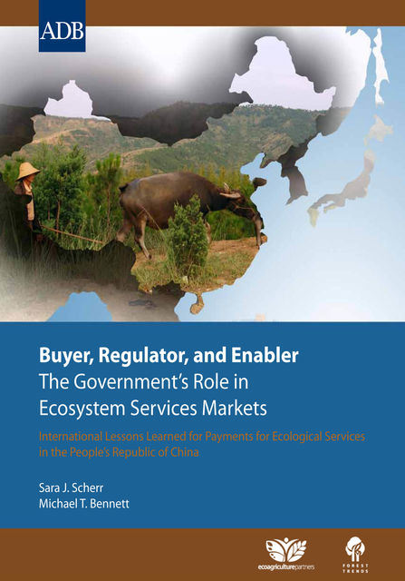 Buyer, Regulator, and Enabler: The Government's Role in Ecosystem Services Markets, Michael Bennett, Sara J. Scherr