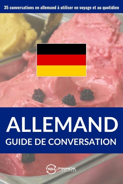 Guide de conversation en allemand, Pinhok Languages