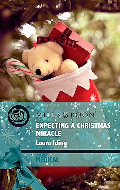 Expecting a Christmas Miracle, Laura Iding