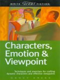 Characters, Emotion and Viewpoint, Nancy Kress