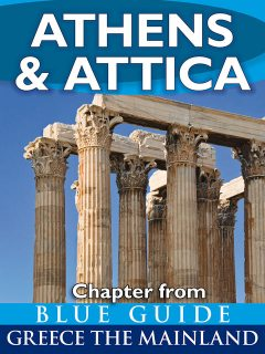 Athens & Attica – Blue Guide Chapter, Blue Guides