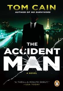 The Accident Man, Tom Cain