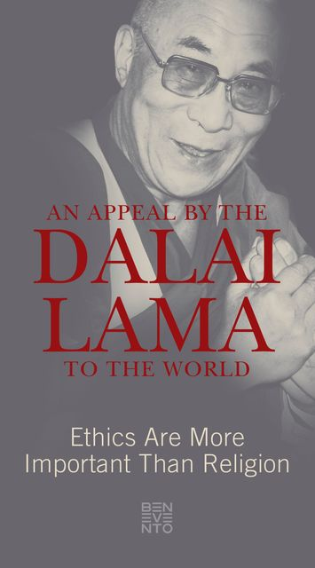 An Appeal by the Dalai Lama to the World, Dalai Lama