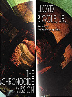 The Chronocide Mission, Lloyd Biggle Jr.