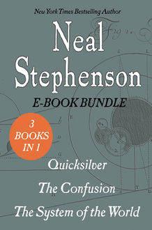 The Baroque Cycle, Neal Stephenson