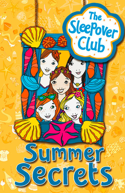 The Sleepover Club on the Beach (The Sleepover Club, Book 42), Angie Bates