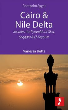 Cairo & Nile Delta, Vanessa Betts