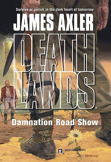 Damnation Road Show, James Axler