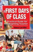 The First Days of Class, Rebecca Wilke
