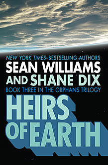 Heirs of Earth, Sean Williams, Shane Dix