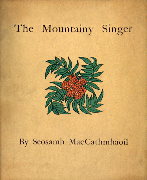 The Mountainy Singer, Joseph Campbell