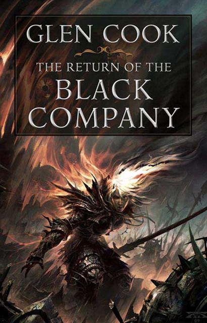The Return of the Black Company, Glen Cook