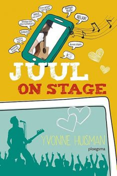 Juul on stage, Yvonne Huisman