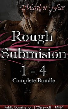 Rough Submission 1 – 4 Complete Bundle, Marilyn Fae