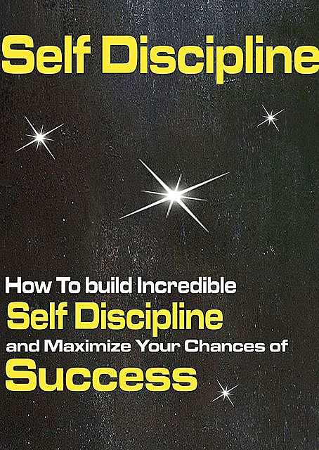Self Discipline, Peter Jenner