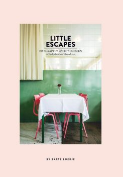 Little escapes, Maartje Diepstraten