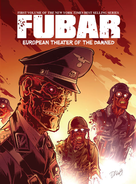 FUBAR Vol. 1: European Theater of the Damned, Various, Jeff McComsey
