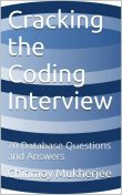 Cracking the Coding Interview, Chinmoy Mukherjee