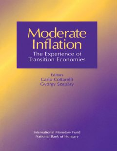 Moderate Inflation:The Experience of Transition Economies, Carlo Cottarelli