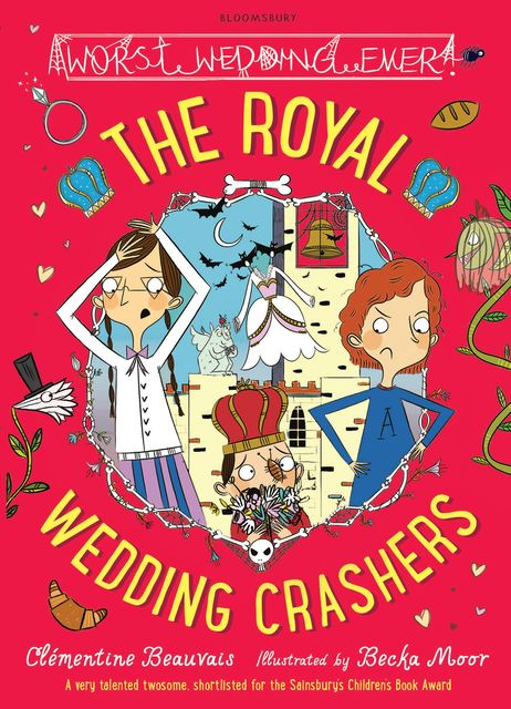 The Royal Wedding Crashers, Clémentine Beauvais