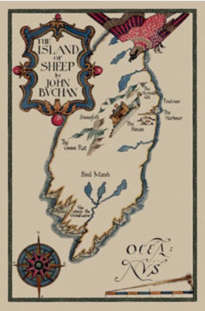 The Island of Sheep, John Buchan