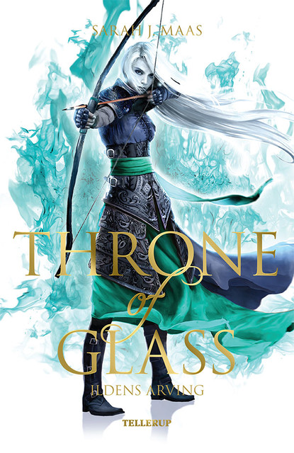 Throne of Glass #3: Ildens arving, Sarah J. Maas