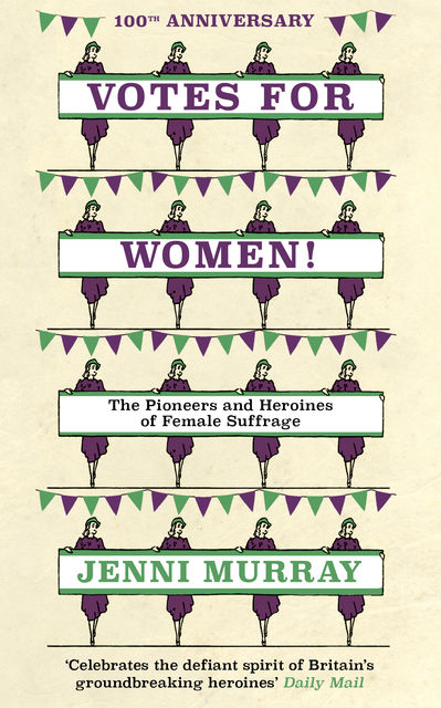 Votes For Women, Jenni Murray