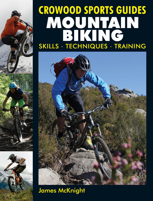 Mountain Biking, James McKnight