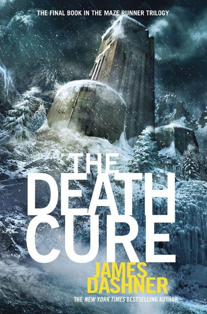 The Death Cure (Maze Runner Trilogy), James Dashner